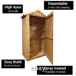 3x2 Billyoh Tongue Et Groove Garden Log Store Sentry Box Grande Outdoor Wooden