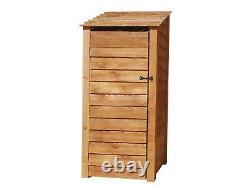 Bois Extérieur Log Store Fire Wood Storage W-790mm X H-1800mmx D-810mm Dégagement