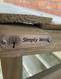 Simply Wood Wood Log Store